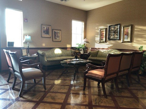 Dermatology Office - Waiting Area