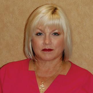 Aesthetician, Sylvia Bennett, CMA